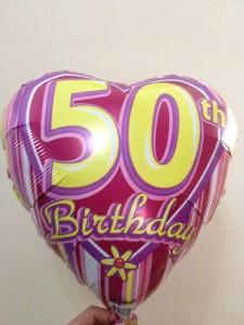 בלון מיילר יום הולדת