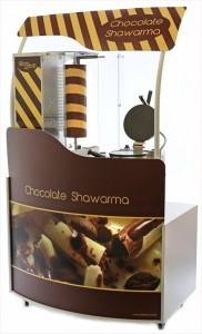 שווארמה שוקולד
