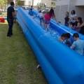 מגלשת קצף לילדים להשכרה באירועים
